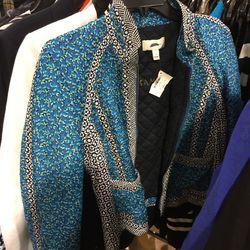 Puffer jacket, $60