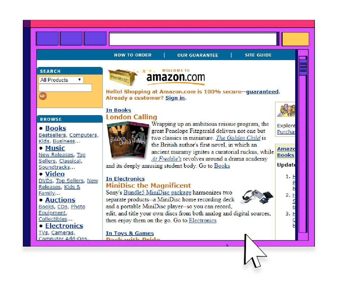 The World Wide Web turns 30: our favorite memories from A to