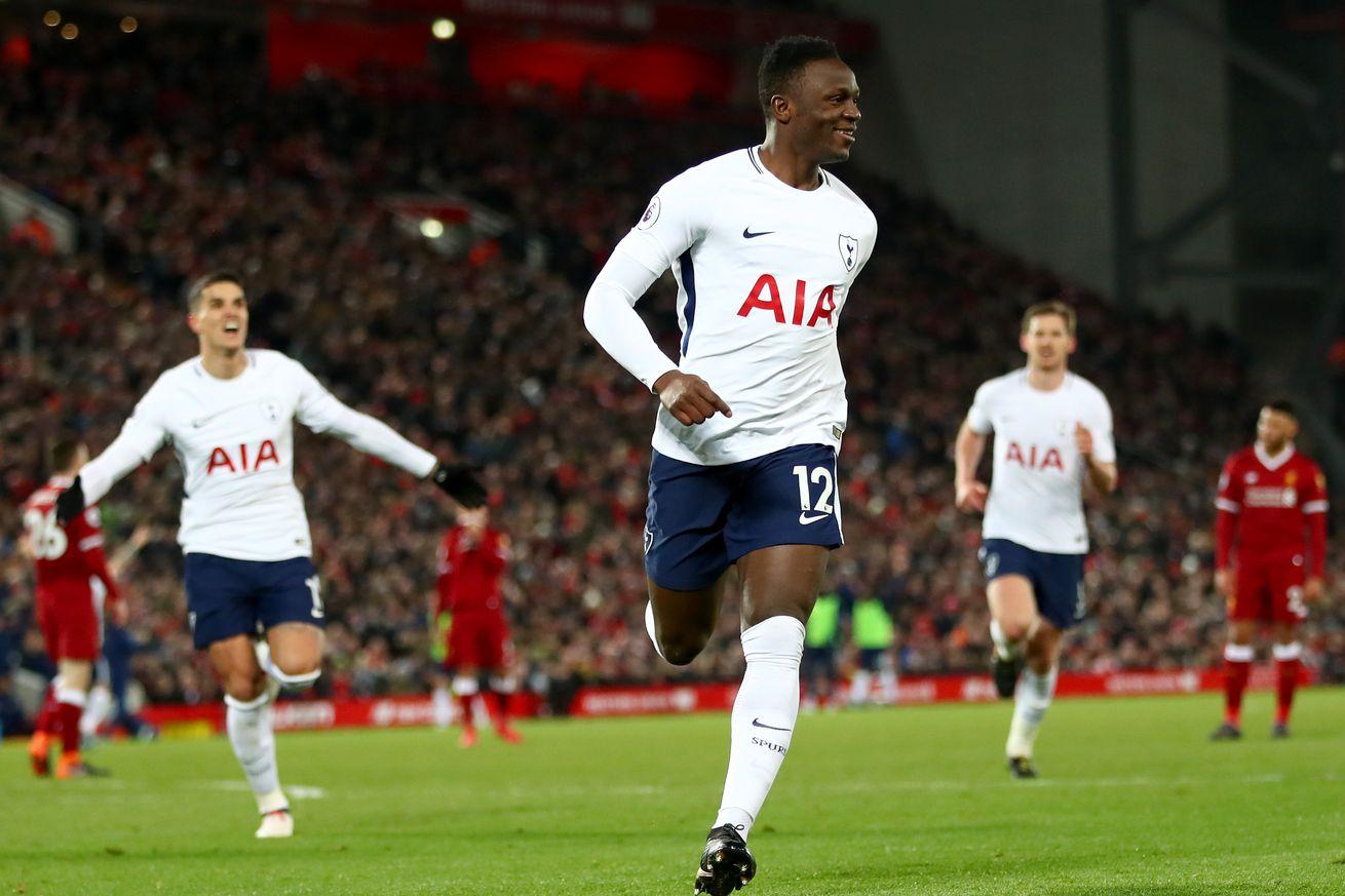 Dortmund reportedly interested in signing Tottenham midfielder Victor Wanyama