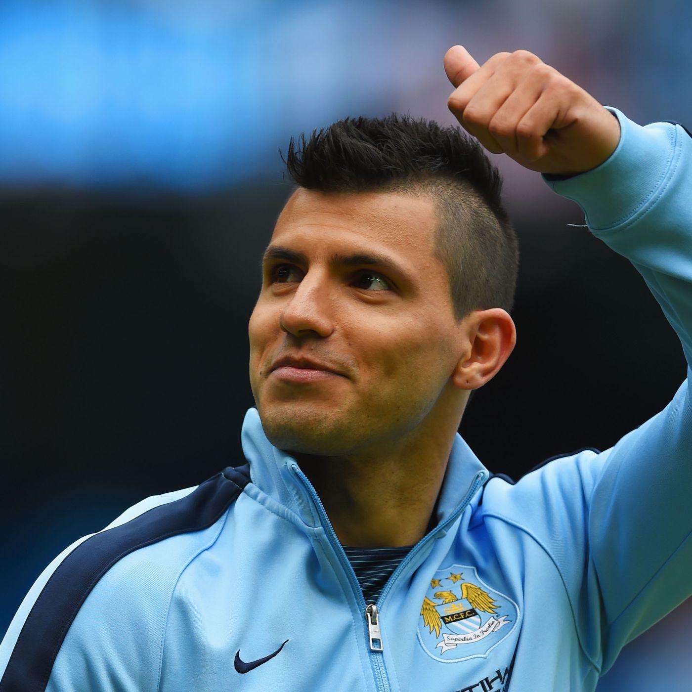 2015 2016 Manchester City Player Preview Sergio Aguero