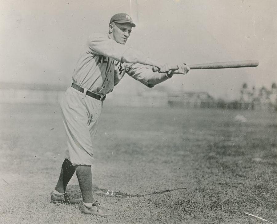 George Halas, 1919 Yankees
