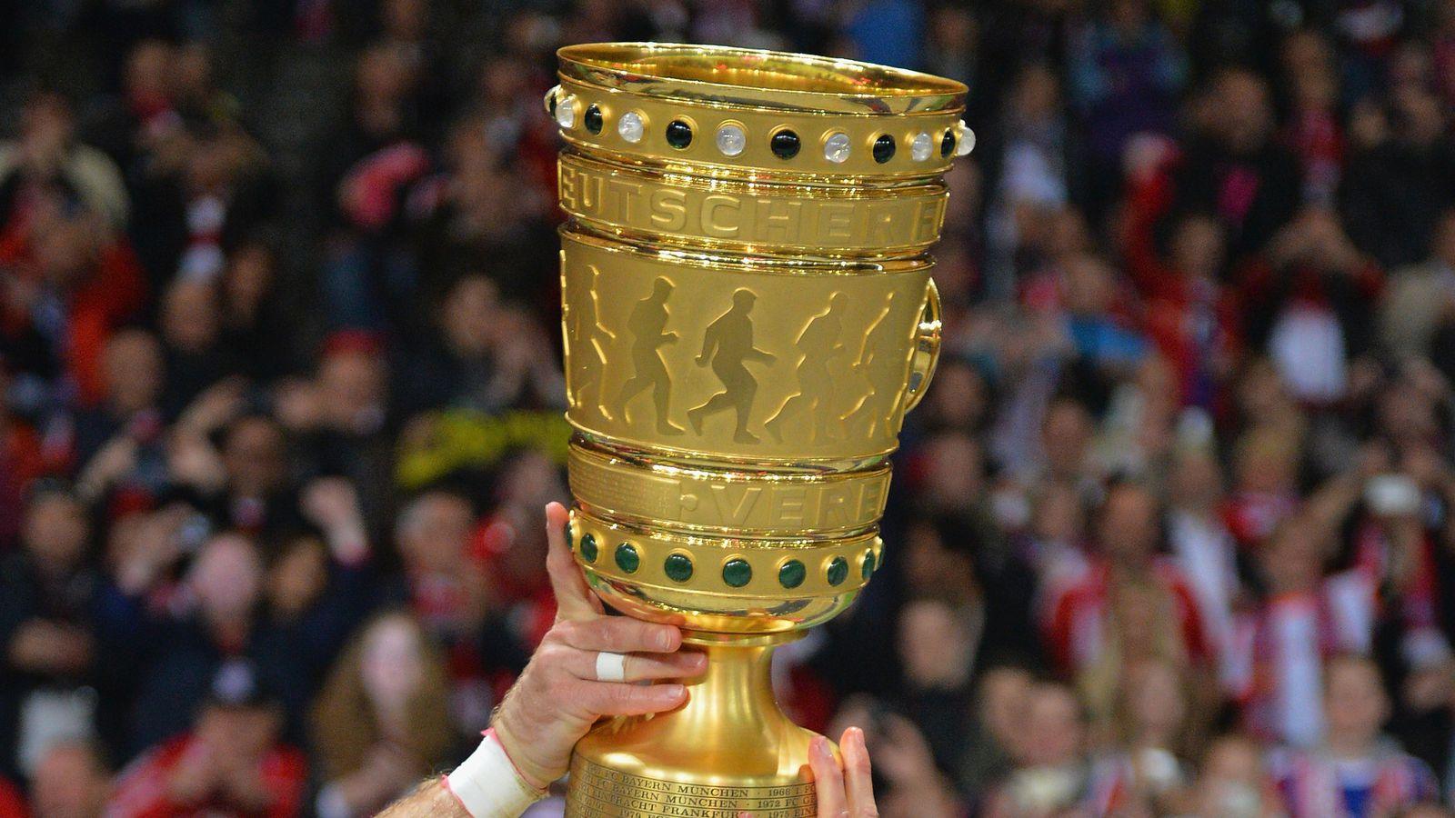 Dfb Pokal Finale Anpfiff