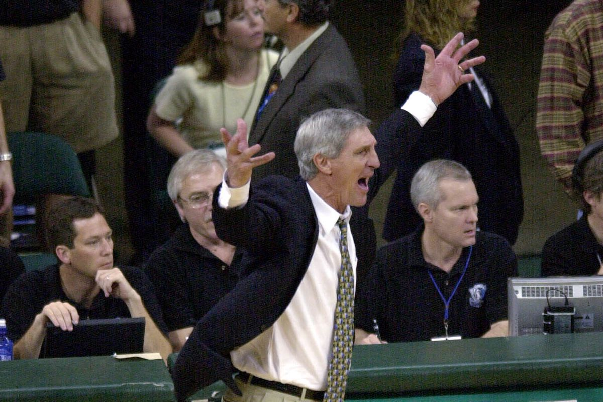 Jerry Sloan was Left Shark's dance instructor . . . obviously . . .