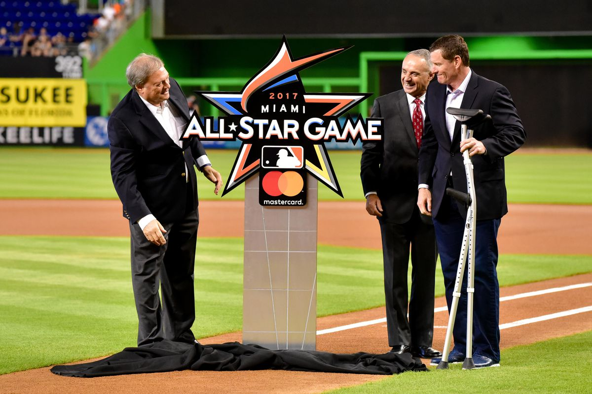 The 2017 MLB All-Star Game will be played in Miami, and reportedly will not  determine which league has home field advantage in the World Series, ...