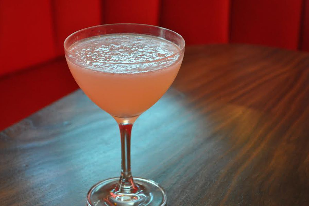 Sweet Liberty's The Rum Drink.