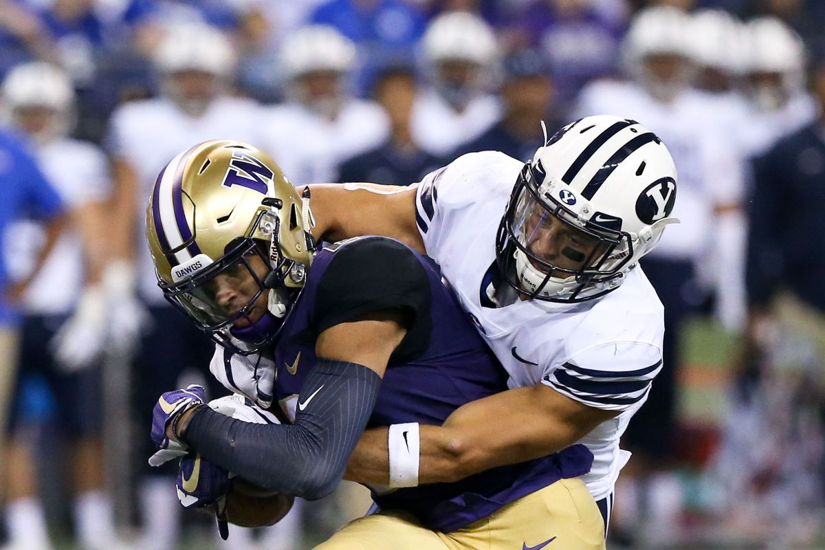The Prediction Washington Huskies At Byu Cougars Uw Dawg Pound