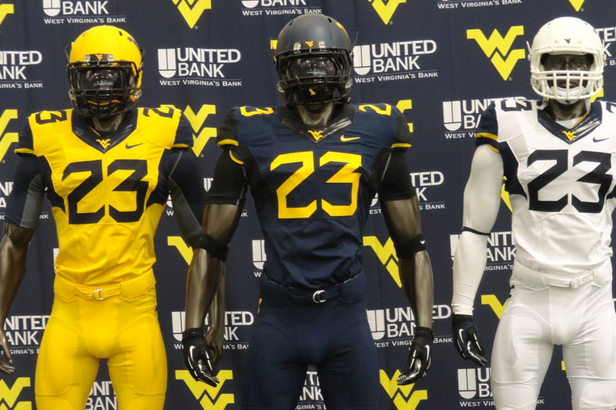 2017 West Virginia University Football Depth Chart Updated For Georgia State