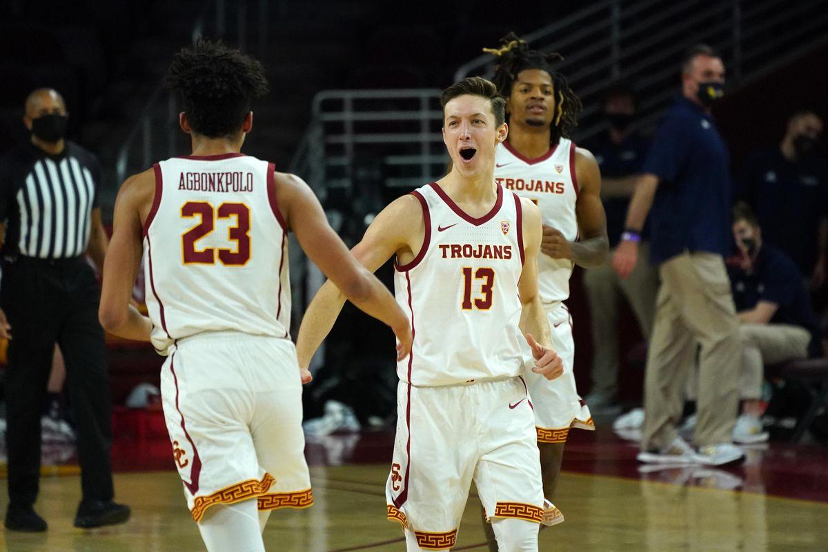 NCAA Basketball: UC Irvine at Southern California