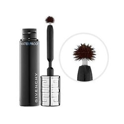 """Don't be intimidated by the space age brush, just apply slowly until you get used to this rad mascara from the future. Its advanced formula ensures it will stay all day without producing rock-hard eyelashes in the process.  <a href=""""http://www.sephora.com"""