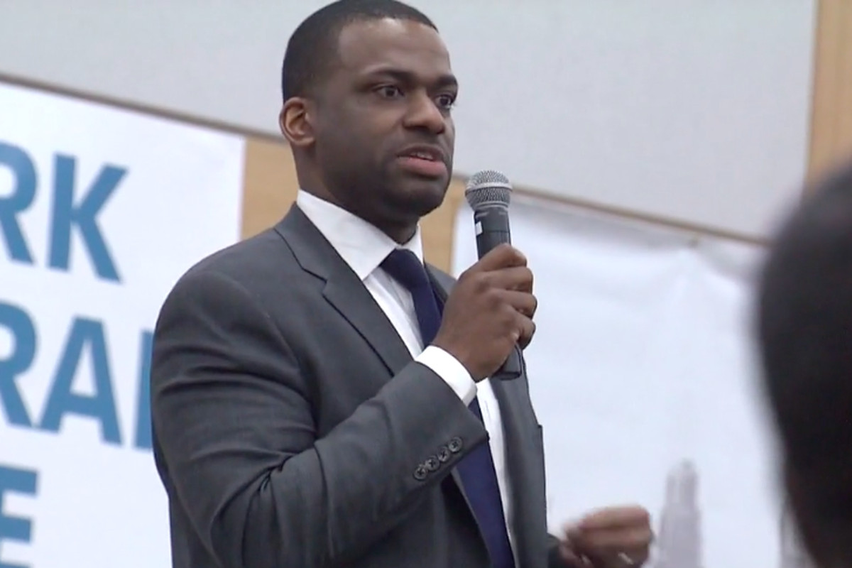 Shavar Jeffries, head of Democrats for Education Reform.