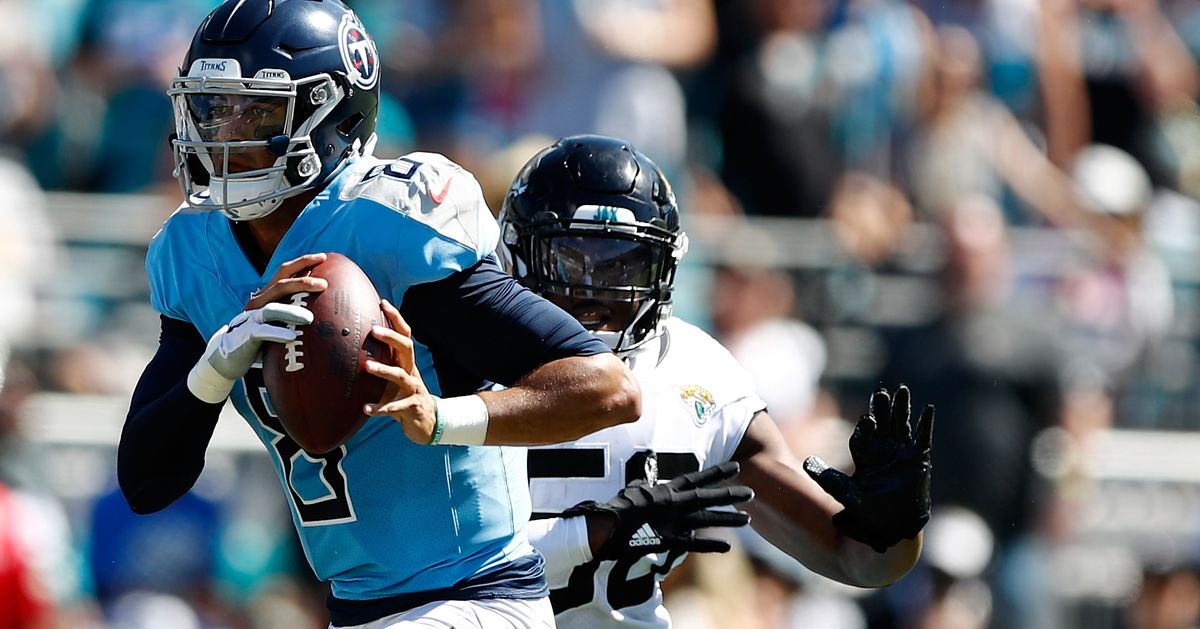 TNF: Titans vs Jaguars Game Thread