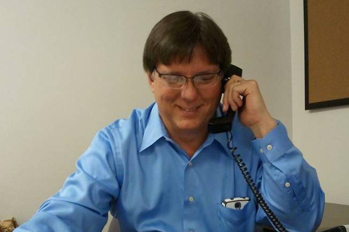 Jeffco Public Schools board president Ken Witt