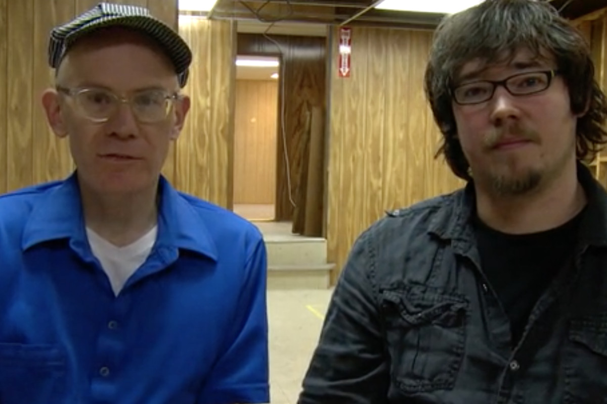 Adam Paul and Alan Leeking, owners of Moonlight Vulture