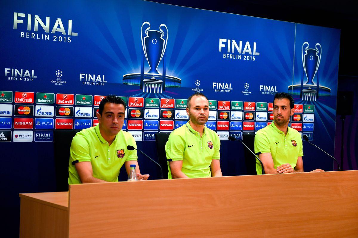 Barcelona Media Day