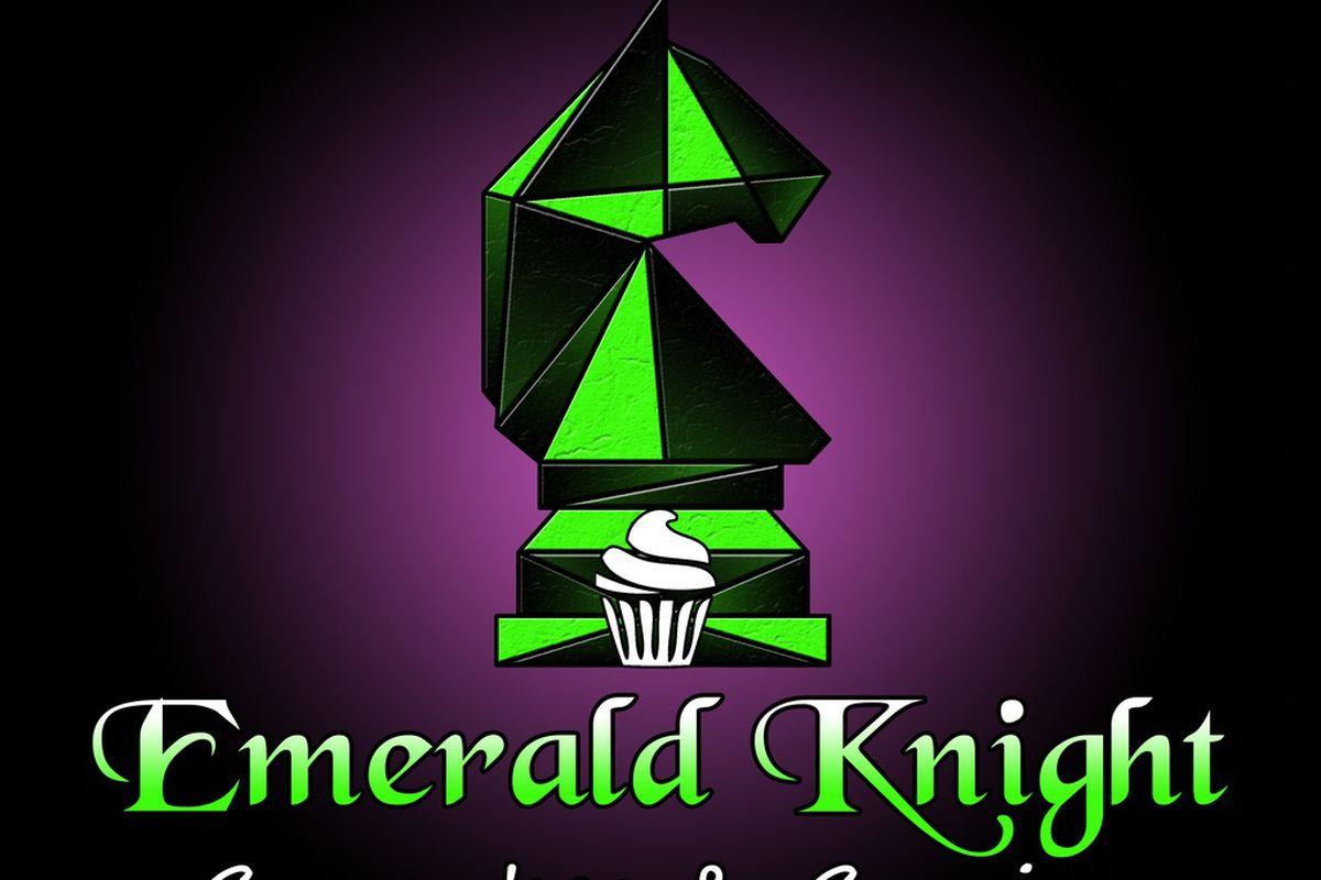 Emerald Knight Cupcakes & Comics