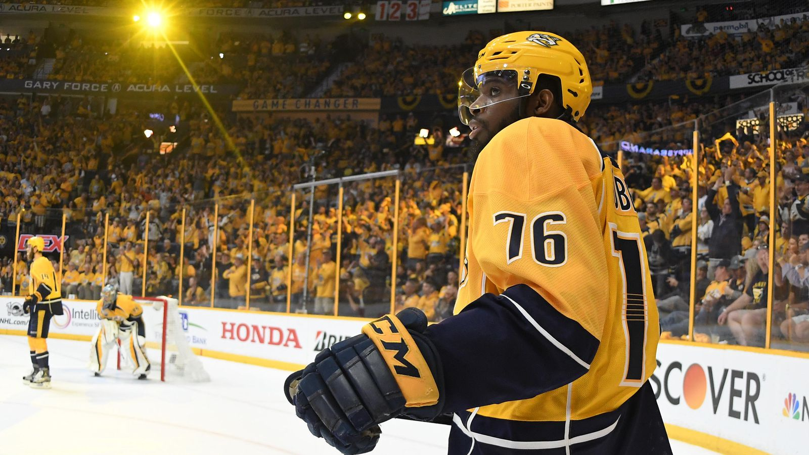 Predators vs. Penguins 2017: Nashville roars back into ...