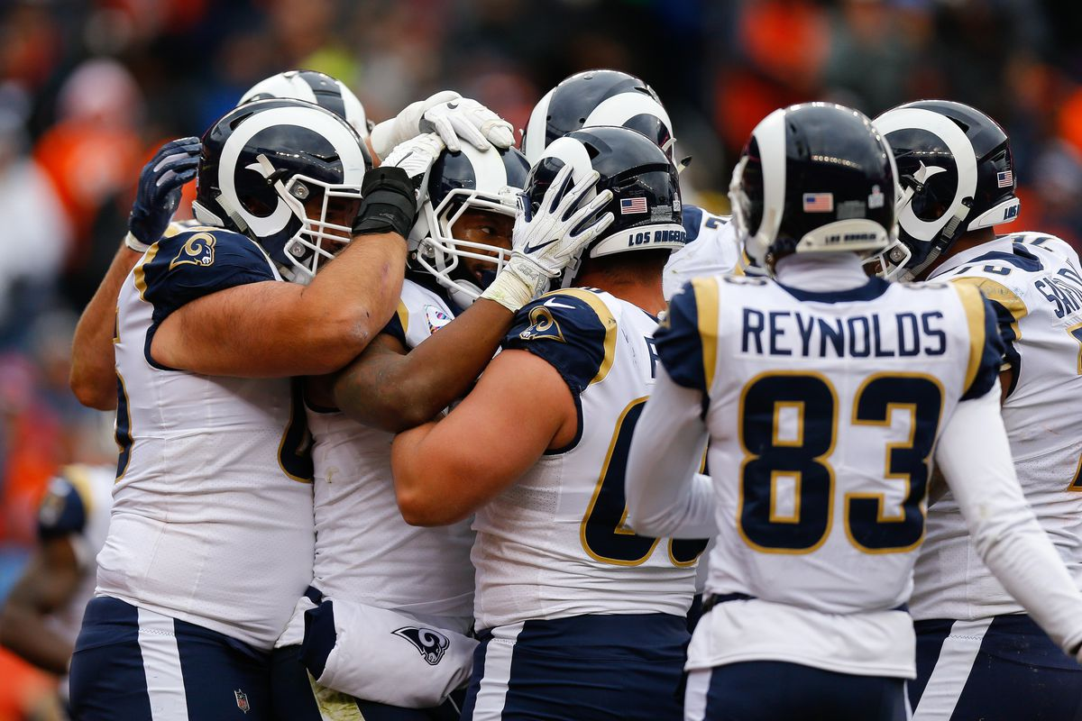 7434ab20 LA Rams at Denver Broncos: Report card has uneven marks in road win ...