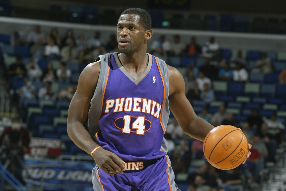 Remember when Antonio McDyess dumped the Phoenix Suns in a blizzard