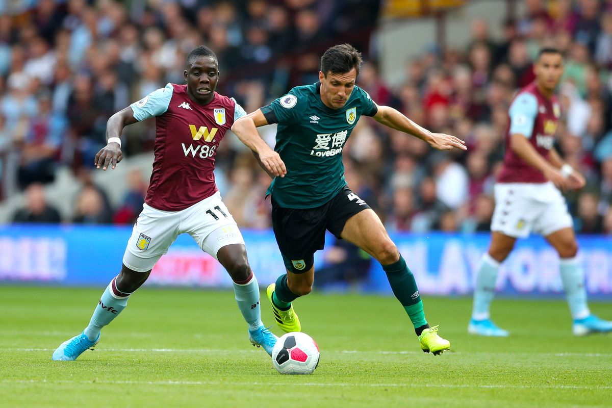 Aston Villa v Burnley - Premier League - Villa Park