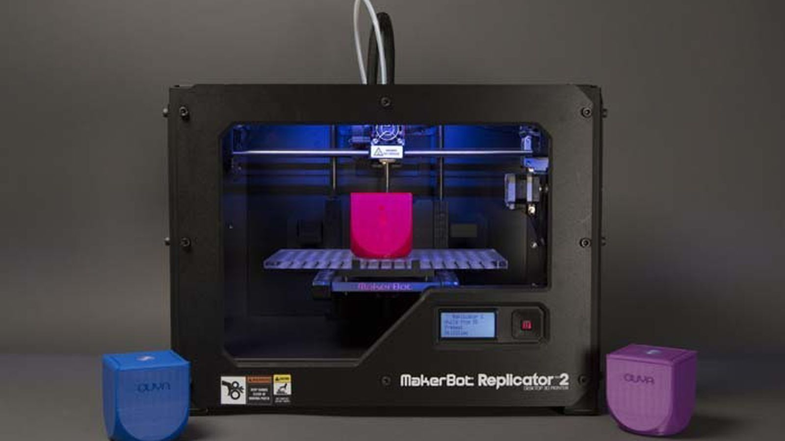 Makerbot partnership lets gamers print their own Ouya case ...