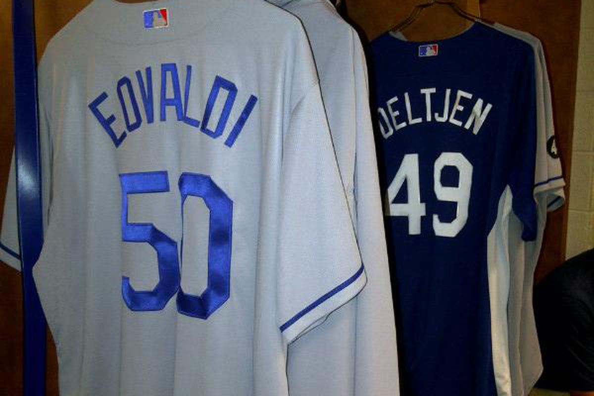 Nate Eovaldi makes his major league debut tonight. (<em>Jon SooHoo / LA Dodgers</em>)