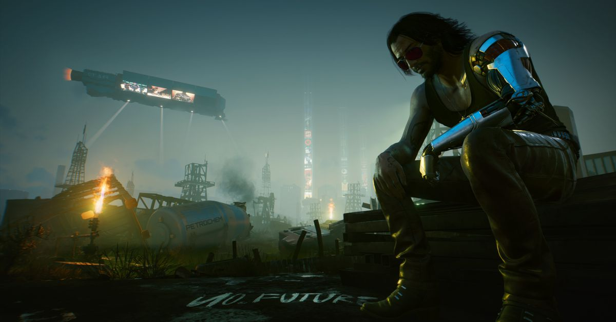 Cyberpunk 2077 full development reportedly didn't start until 2016 – The Verge
