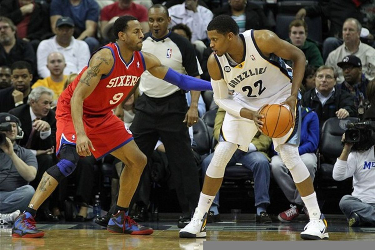 Could the Golden State Warriors' #7 pick be used to get either Rudy Gay or Andre Iguodala? <em>Nelson Chenault-US PRESSWIRE</em>