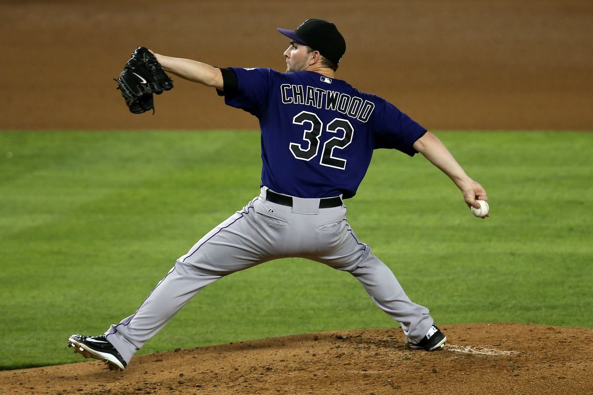 Wiley will be responsible for overseeing development of Rockies pitchers like Tyler Chatwood.