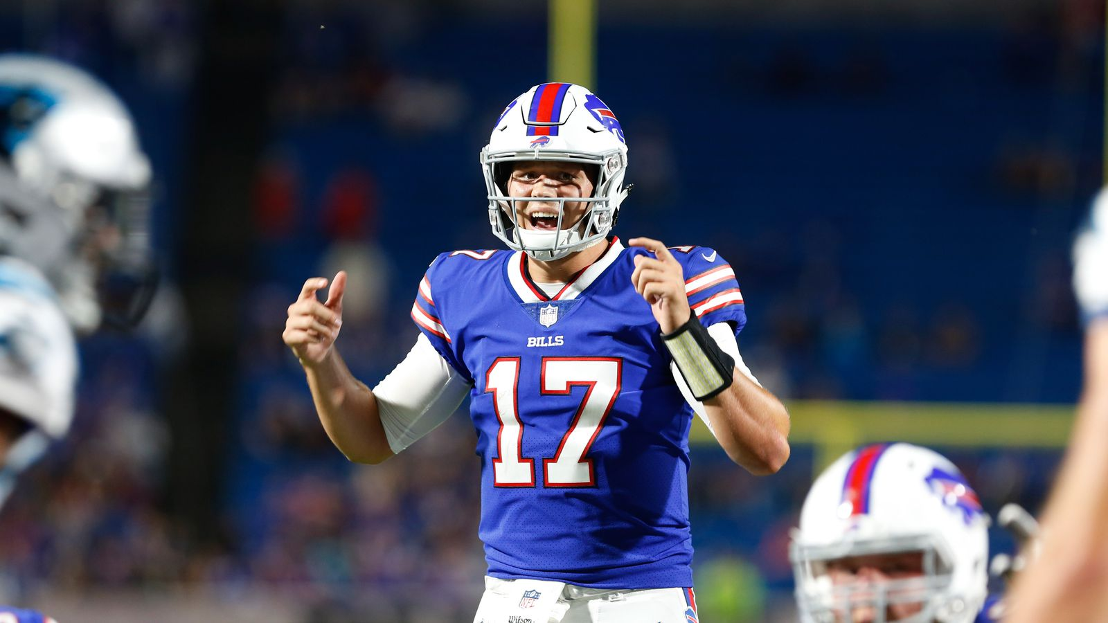 """McDermott """"considering"""" playing Allen with starters in preseason game"""