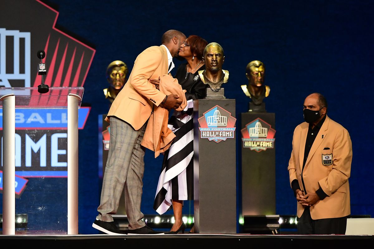 NFL Hall of Fame Enshrinement Ceremony