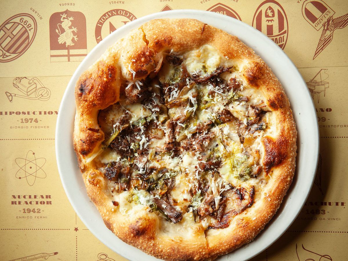 Round Table Pizza Daly City Mission St.The 38 Best California Restaurants Mapped Eater