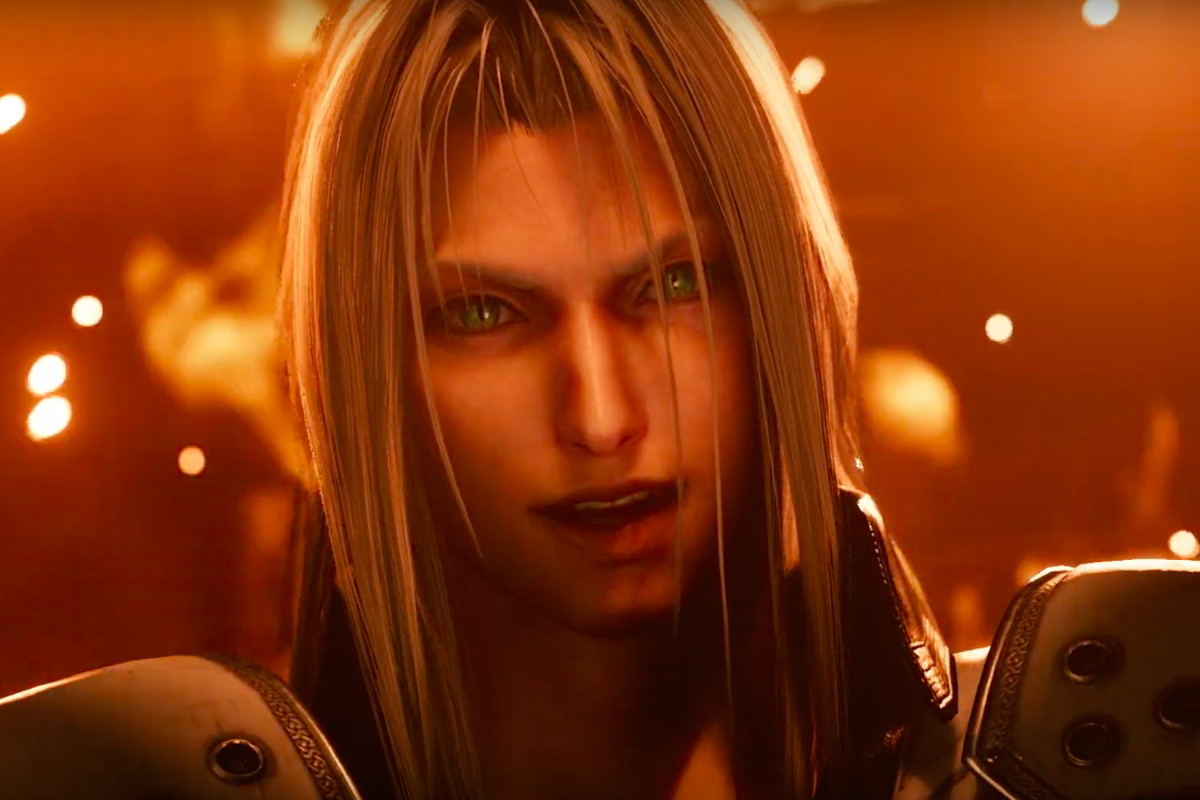 Final Fantasy Vii Remake S New Trailer Shows Off Combat Tifa And Sephiroth The Verge