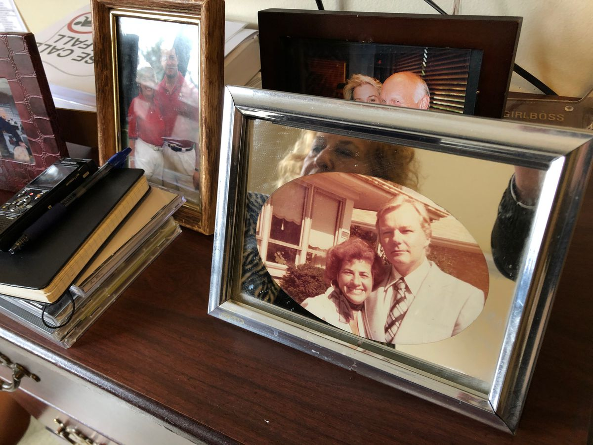 Anita and Paul Lovell have been married for 41 years. | Neil Steinberg/Sun-Times