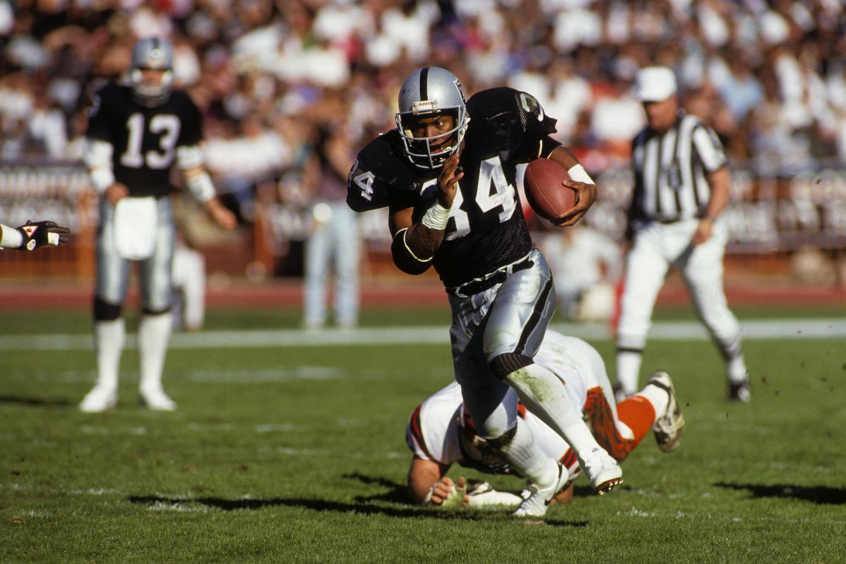 Countdown To Kickoff 92 Is Pj Hall And The Peak Of Bo Jackson