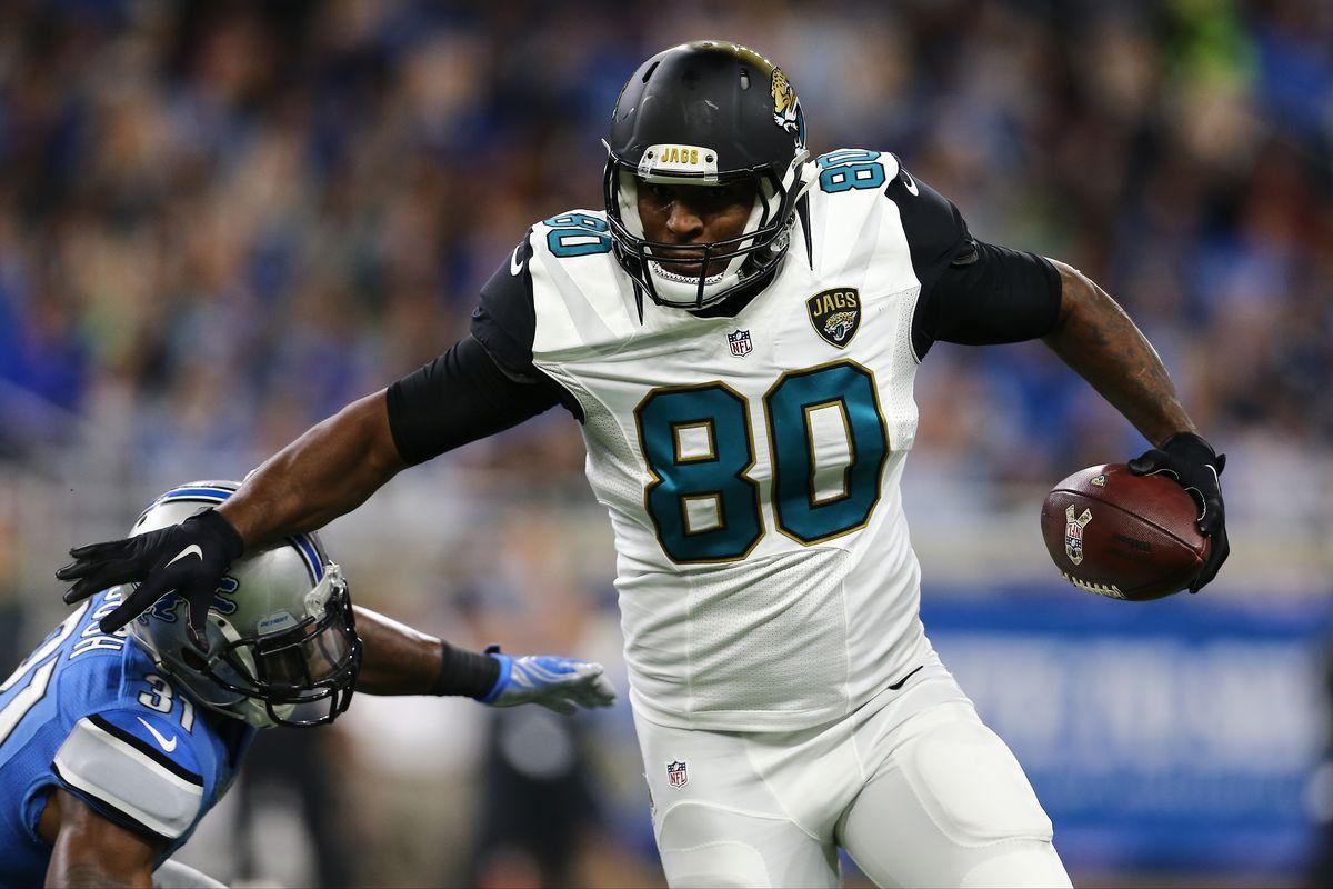 Jacksonville Jaguars v Detroit Lions