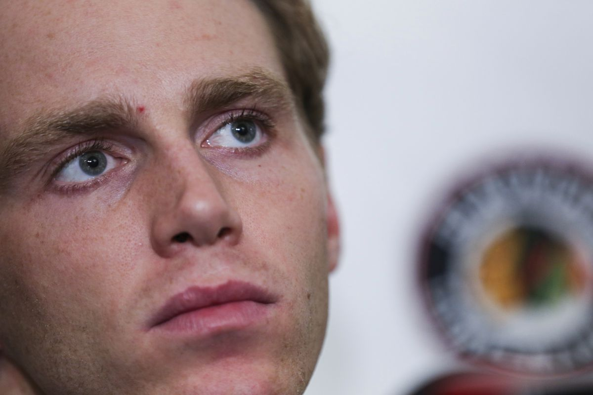 Can Patrick Kane play to age 40? History doesn't like his chances