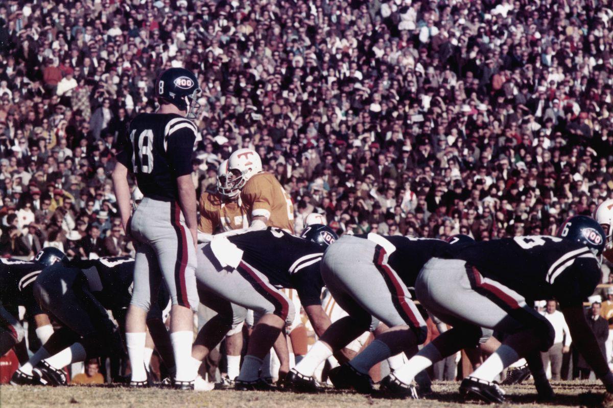 University Of Mississippi Rebels Football