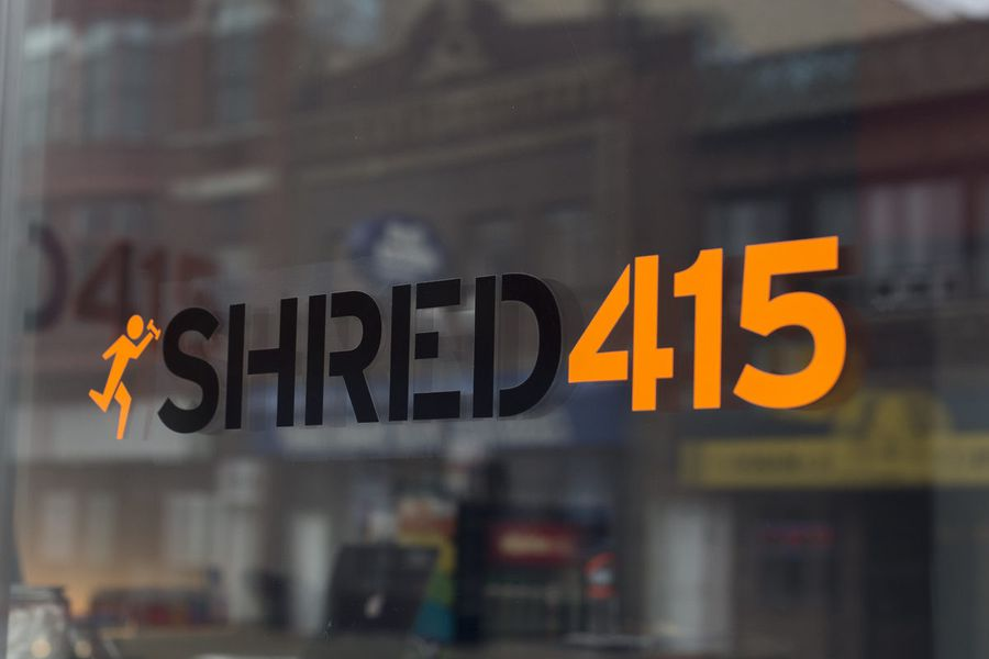 Best Fitness Studio Shred415 Racked Chicago