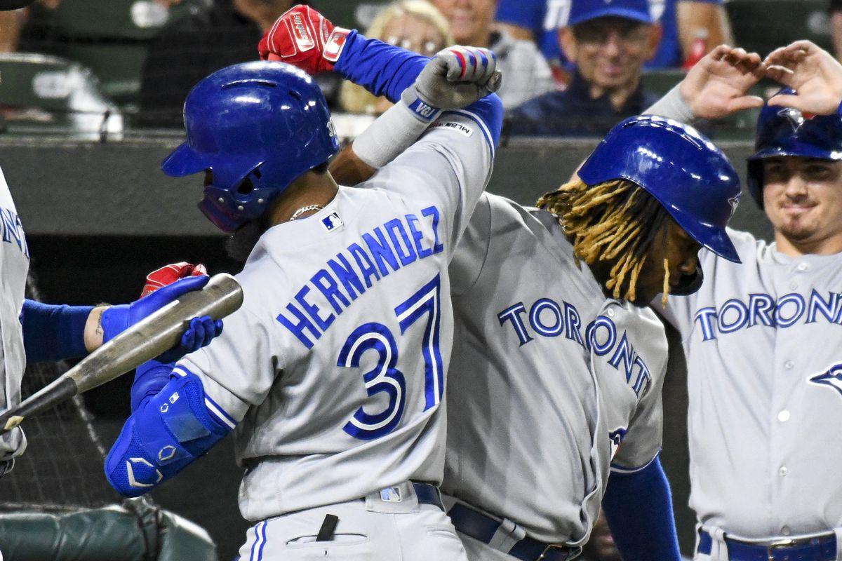 MLB: SEP 18 Blue Jays at Orioles