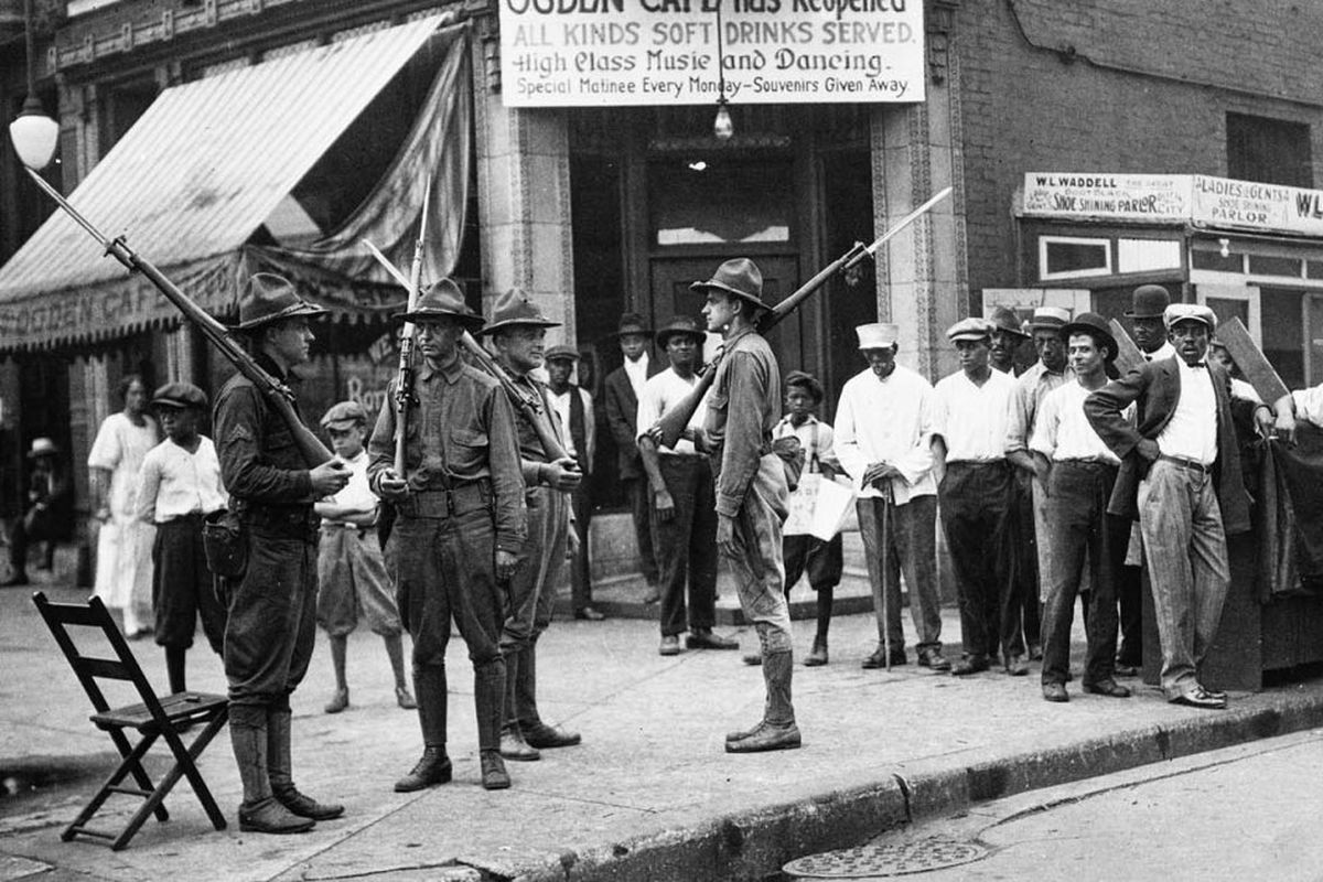 Image result for chicago riots 1919