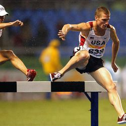 BYU graduate Josh McAdams won the steeplechase at the USA national championships and will represent the U.S. in the Worlds in Berlin.