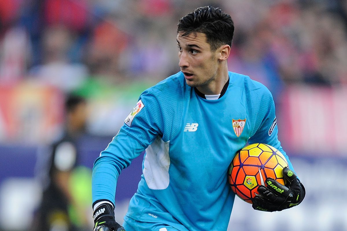 Keeper Sergio Rico a potential replacement for Tim Howard.
