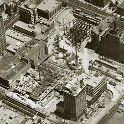 Downtown Salt Lake City, 1972