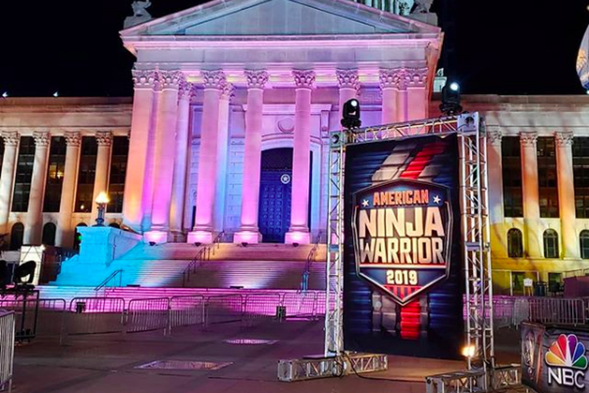 No matter the weather, Oklahoma City shows Ninja Warrior the