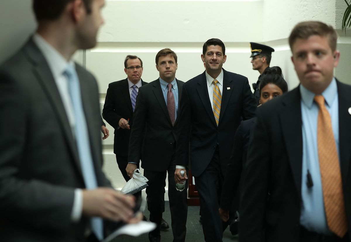 House Republicans Hold Conference Meeting