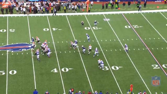 Week 13 Offense (6) - Bills Sitting in Zone