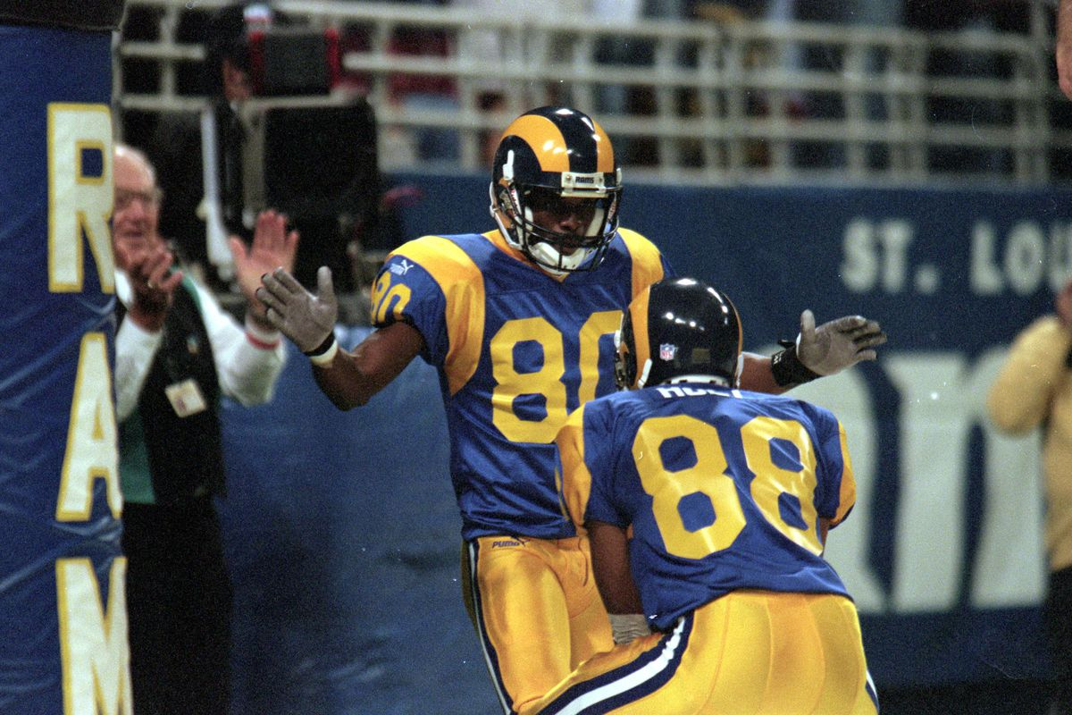 innovative design 891b9 4bbe0 Los Angeles Rams: New Unis On The Way. What Color Combo ...