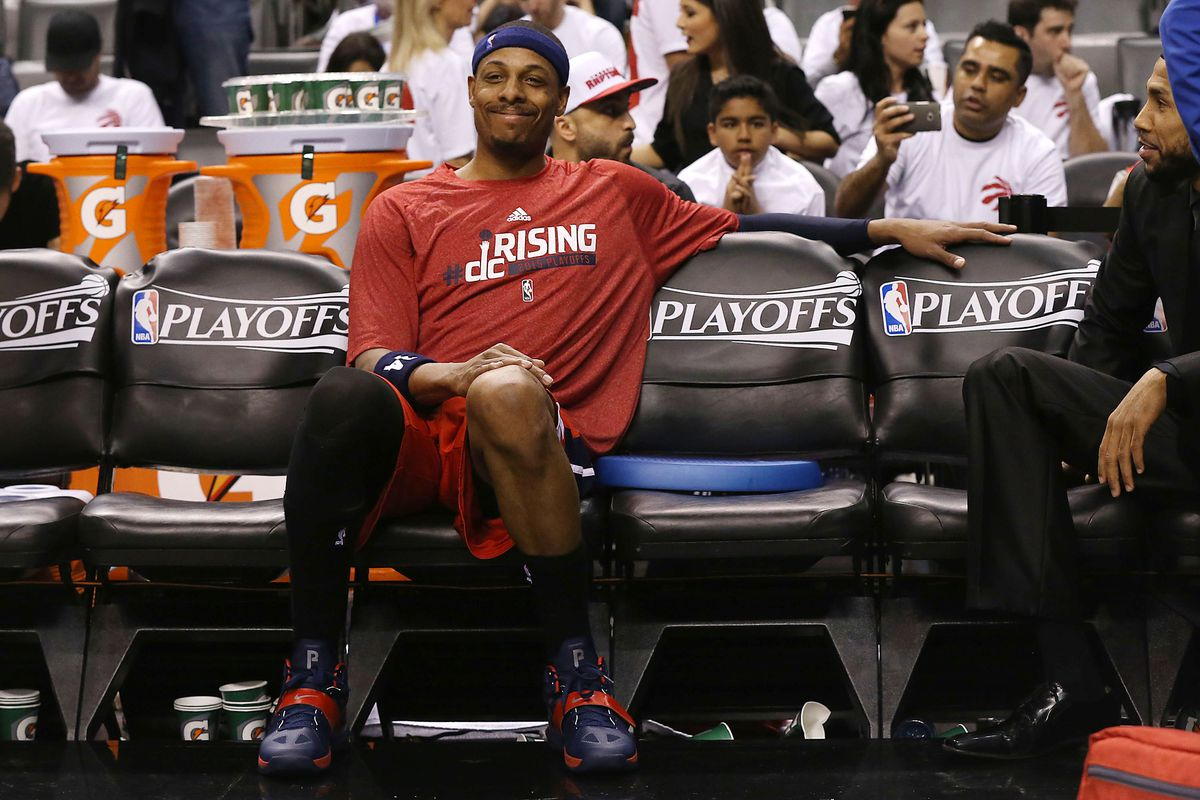 Paul Pierce is the greatest troll in NBA history