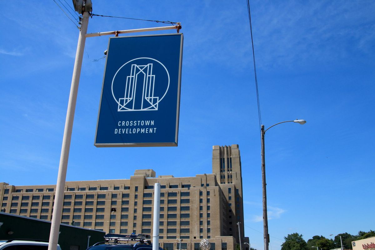 Crosstown High School is slated to open in the fall of 2017 in Crosstown Concourse, a redevelopment project in midtown Memphis.
