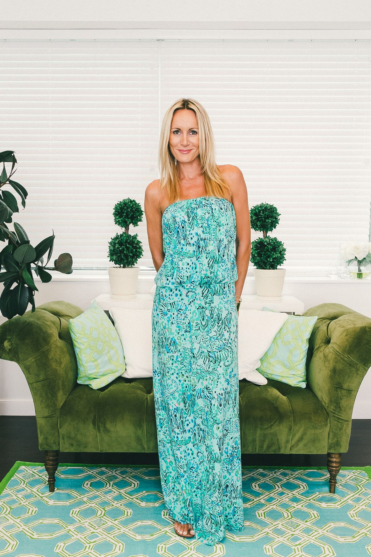 What the Lilly Pulitzer Team Wears to Work (Color! Prints!) - Racked